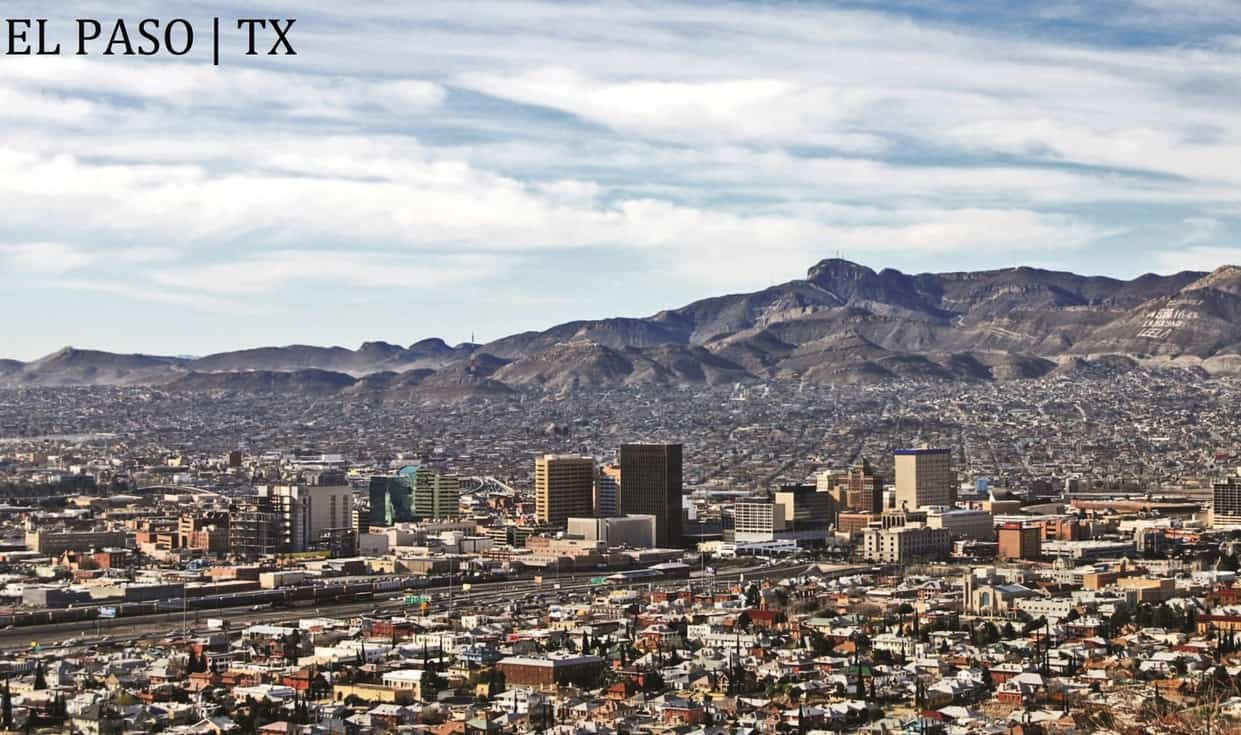 El Paso city where you can get affordable solar in New Mexico